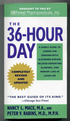 The 36-hour Day - Completely Revised and Updated --2008 publication