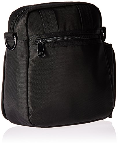 Lug Flapper Brushed Black Cross One Size Brushed Bag Black Women's Body FFwrq1x