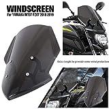 FATExpress Windscreen for 2018-2019 Yamaha MT FZ 07
