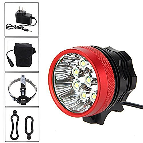 LITTLEPIG Bicycle Headlights 12000LM Flashlight product image