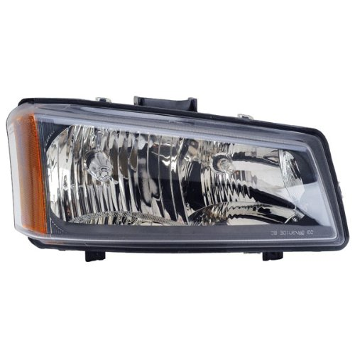 03 Chevy Silverado Pickup Headlight - 3