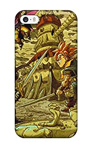 Fashion CQKQlZq16221rNzjS Case Cover For Iphone 5/5s(chrono Trigger)