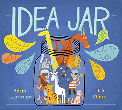 Idea Jar 20 Picture Books About Writing a Story (For Writing Workshop)