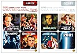 TCM Classic Films: Horror (Dr. Jeckyll & Mr. Hyde / Freaks / The Haunting / House of Wax) & Sci-Fi (Soylent Green / Time Machine / Forbidden Planet / 2001: A Space Odyssey) 8-Movie Bundle