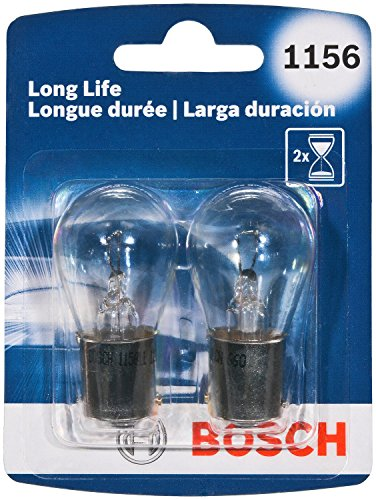 Bosch 1156 Long Life Upgrade Minature Bulb, Pack of (Couriers Capsule)