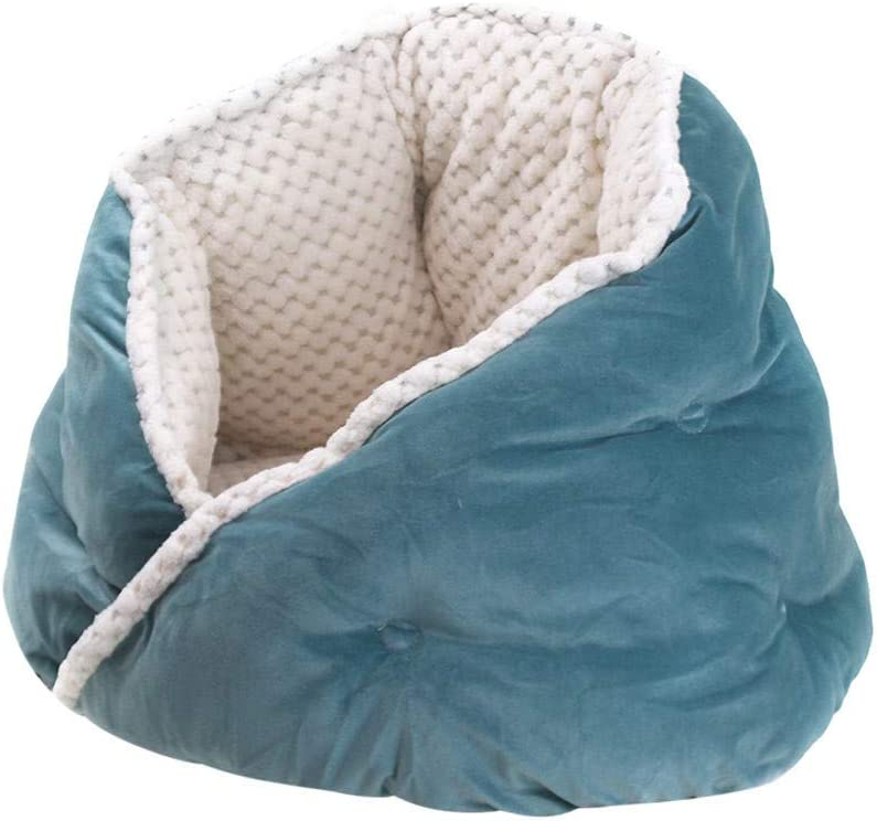 HOUMENGO Perro Gato Invierno Saco de Dormir Cálido Cama para Mascotas Suave Tranquila Cama para Dormir: Amazon.es: Productos para mascotas