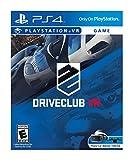 PSVR Drive Club - PlayStation 4 Standard Edition