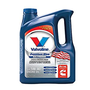 Valvoline Daily Protection 5W-40 Conventional Motor Oil - 1gal (774038)
