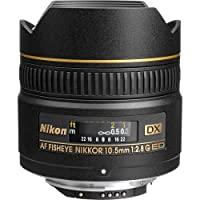 Nikon 10.5mm f/2.8G ED AF DX Fisheye Nikkor Lens from Nikon