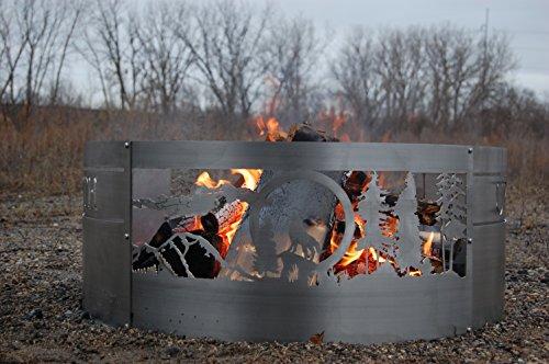 Outdoor Fire Art 36
