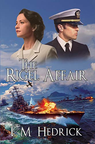 The Rigel Affair by [Hedrick, L M]