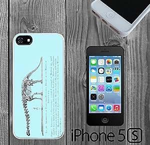 Brontosaurus Skeleton Custom made Case/Cover/skin FOR iPhone 5/5s