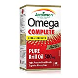 Jamieson Omega Complete Super Krill 500 mg