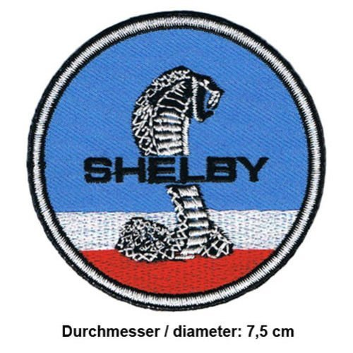 ford-mustang-shelby-gt-500-cobra-racing-nascar-motorsport-patch-sew-iron-on-embroidered