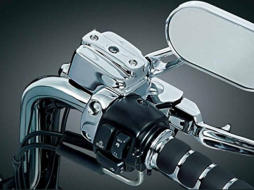 Kuryakyn handlebar control dress up kit Softail family (96-14) Dyna family (96-14) sports star family (96-03) KUR-9126 by Kuryakyn