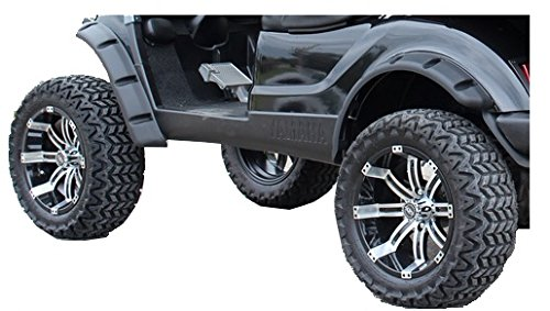 Yamaha G29 Drive Golf Cart Fender Flares (Set of 4)