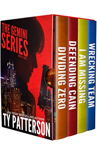 - Gemini Series Boxset Books 1-4: A Bundle of Gripping Mystery Suspense Novels (Warriors Series Boxset Book 4)