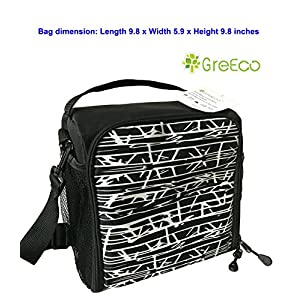 GreEco-Cooler-Bag-Lunch-Box-Bag-Insulated-Picnic-Bag-Camping-Cooler-Trunk-Cooler-Many-Size-Colors-Available