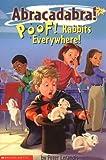 Poof! Rabbits Everywhere!, Peter Lerangis, 0439222303
