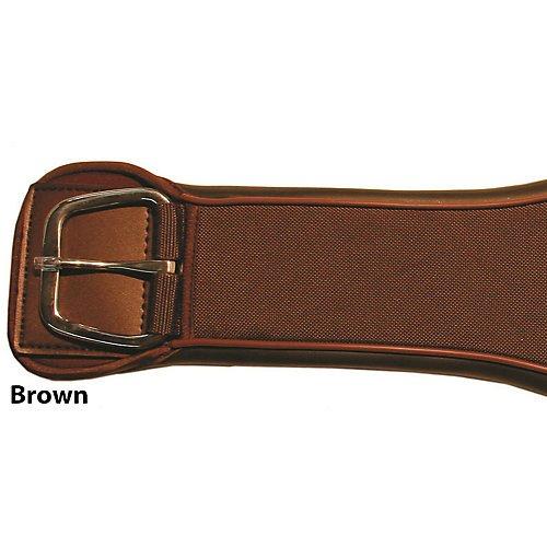 (Reinsman Soft Touch Straight Cinch, Brown 30)