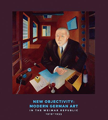 (New Objectivity: Modern German Art in the Weimar Republic 1919-1933)