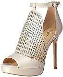 Imagine Vince Camuto Women's Keir Dress Sandal, Light Stone, 7 M US