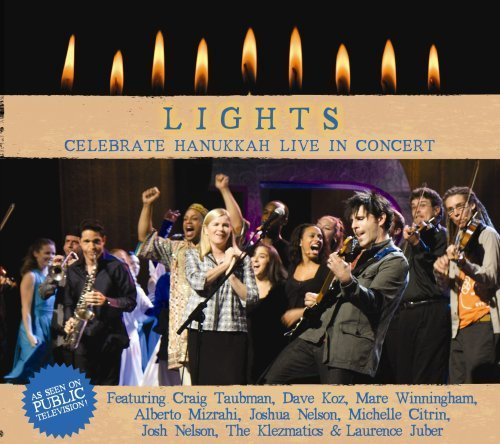 Lights: Celebrate Hanukkah: Live in Concert by Craig 'N Company by Craig 'N Company (Image #1)