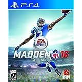 Madden NFL 16 Playstation 4 - Standard Edition