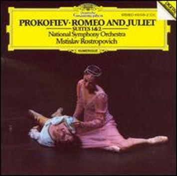 Romeo & Juliet Ste 1/2