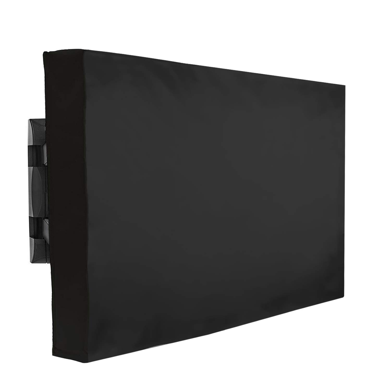 Liebsup Outdoor TV Cover Universal Weatherproof Dust-Proof Protector for 30'-32', 40'-42', 50'' - 52'', 55'' - 58' TV, Fits Most Mounts & Brackets (50'- 52') 40-42 50'' - 52'' 55'' - 58 TV Fits Most Mounts & Brackets (50- 52)