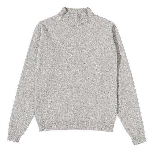 Samuji Aali Sweater (Large, Grey) (Virgin Wool Sweater)