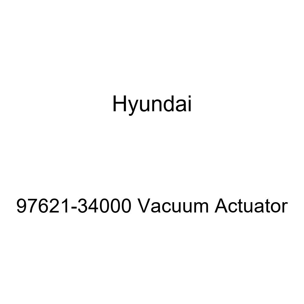 Genuine Hyundai 97621-34000 Vacuum Actuator