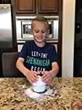 Let it Snow Instant Snow Powder for Slime - Mix Makes 1 Gallon of Fluffy White Fake Snow For Slime - Best Instant Snow for Slime, Cloud Slime and Frozen Birthdays - Looks and Feels Like Real Snow