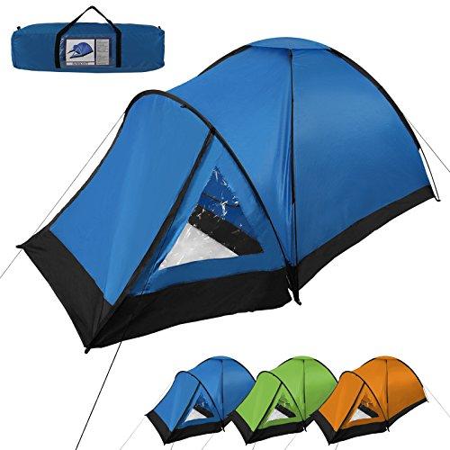 Tente dôme tente de camping SUNSCOUT 2-3 personnes de BB Sport