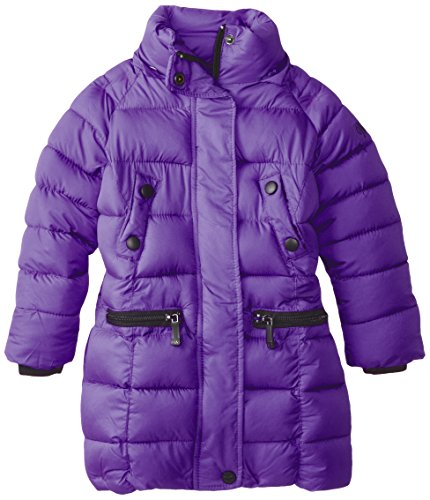 Available Girls' Styles Long Jacket More Outerwear Weatherproof Purple pnFSW7c