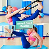 URBNFit Pilates Ring Fitness Circle - Weight Loss
