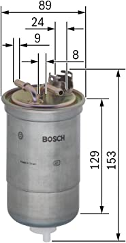 Bosch 0450906334 Fuel Filter