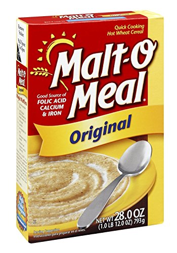 Malt-O-Meal, Original, Hot Wheat Cereal (3 Pack)