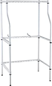 Magic Chef MCSLS12W Compact Laundry Stand