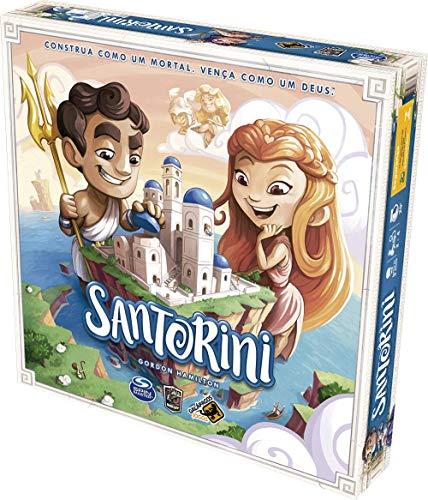 Santorini, Galápagos Jogos, SAN001, Multicor