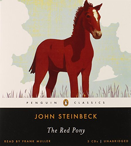 Read Online By John Steinbeck The Red Pony (Unabridged) [Audio CD] ebook