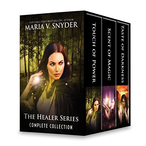 (The Healer Series Complete Collection: Touch of Power\Scent of Magic\Taste of Darkness)