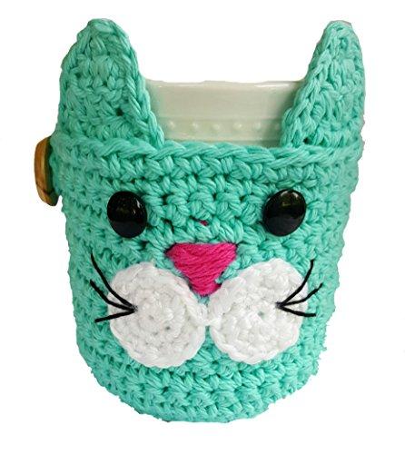 Amazon.com: Crochet Cat Toilet Paper Cover, Handmade: Handmade | 500x446