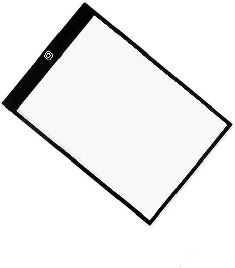 Huacaili Tablero de Dibujo A4 Tableta gráfica de Dibujo Digital ...