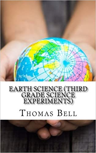 Book Earth Science (Third Grade Science Experiments)