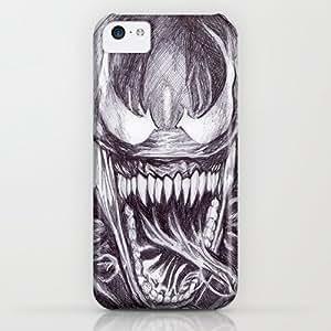Society6 - Freaky Venom iPhone & iPod Case by DeMoose