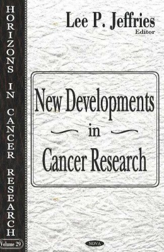 New Developments in Cancer Research (Horizons in Cancer Research)