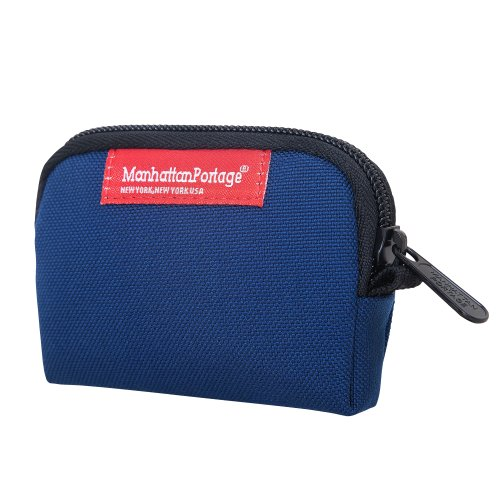 Manhattan Portage Coin Purse, Navy