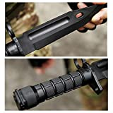 Tactical Rubber Knife ,Military Training ABS