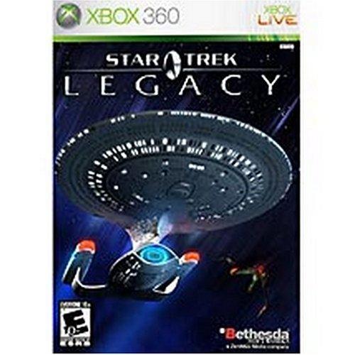 Star Trek: Legacy - Xbox 360 (Best Star Trek Computer Games)